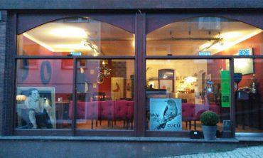 4. Stammtisch im Café cucú