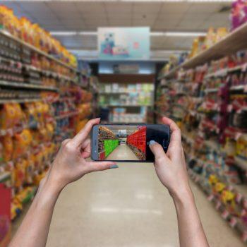 AR Supermarkt